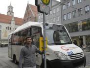 Kommentar: Augsburger City-Galerie: Der Shuttle-Bus muss bleiben