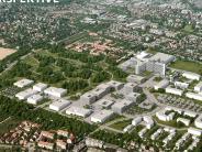 Augsburg: Hier entsteht der Medizin-Campus