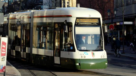 Augsburg: Kommt eine neue Trasse für Tramlinie 5?