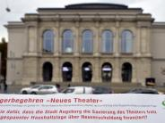 Theater Augsburg: Zu wenig Unterschriften und unzulässig: Aus für Bürgerbegehren
