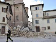 Erdbeben: Schreckensbilder aus der Heimat