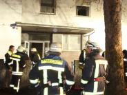 Pfersee: Sechs Menschen bei Feuer verletzt