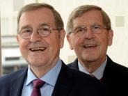 Augsburg: Kahn-Brüder werden 75: Ihr Leben verläuft verblüffend ähnlich