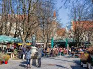 Stadtmarkt Augsburg: Längere Öffnungszeiten? München könnte Vorbild für Stadtmarkt sein