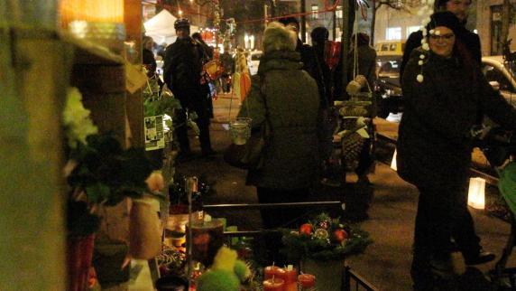 Augsburg: Sorge um das Flair der Bismarckstraße