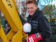 Augsburg: Profiboxerin Tina Schüssler kämpfte sich zurück ins Leben