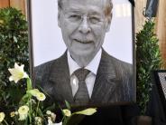 Trauer: Augsburg dankt einem Weltbürger