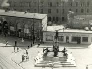 Rathausplatz: Von der Trinkstube zur Augsburger Börse