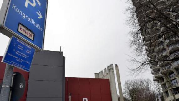 Augsburg: Hotel am Kongress: Parkplätze bleiben offen