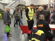Augsburg: Im Notfall führt der Weg zur Messe