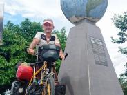 Augsburg: Weltenradler ist jetzt in Ecuador