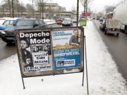 Augsburg: Neue Gespräche: Bleibt es bei weniger Plakaten in der Stadt?