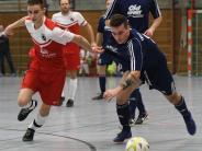 Thannhausen: Futsal: Ein strauchelnder Favorit und Ärger auf dem Platz