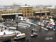 Augsburg: Rund um den Augsburger Bahnhof tut sich viel