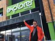 Alpen: In diesem Hotel bruzzelt der Gast selbst
