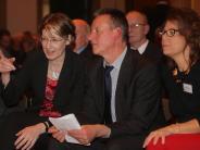 Neujahrsempfang: SPD sieht sich in schwieriger Lage