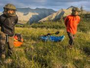 Alaska: Mit dem Kajak durch die Wildnis