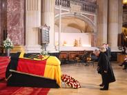 Trauerfeier: Deutschland verabschiedet sich von Roman Herzog