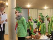 """Augsburg: Die """"Olchis"""" widmen sich einem grünen Thema"""