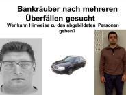 Augsburg: Bankräuber lebt seit zehn Jahren im Untergrund