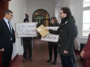 Asyl: Flüchtlingsrat überreicht Offenen Brief an OB Gribl