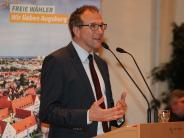 Augsburg: Vom Festredner zum Bundespräsidenten?