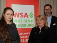 Neujahrsempfang: WSA: Kritik an der Personalpolitik der Stadtregierung