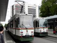 Augsburg: Warum fahren derzeit so viele alte Straßenbahnen?