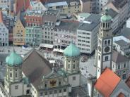 Augsburg: Mennoniten treffen sich in Augsburg