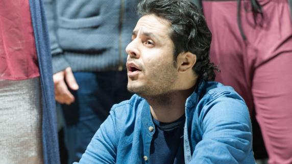 Augsburg: Neue Chance für afghanischen Künstler Pouya