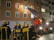 Augsburg: Brand im Josefinum: Raucherin steckte wohl Zimmer in Brand