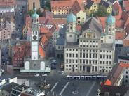 Bildergalerie: Das sind Augsburgs beliebteste Sehenswürdigkeiten