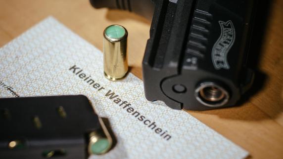 Augsburg: Nach Vorfall in City-Galerie: Polizei warnt vor Schreckschusswaffen