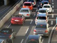 Augsburg: B2 und B17: So lange stehen Autofahrer im Stau