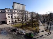Augsburg: Am Theater werden am Mittwoch zehn Bäume gefällt
