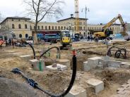 Augsburg: Es gibt Streit um gefällte Bäume vor dem Augsburger Hauptbahnhof