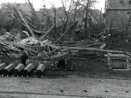 Augsburg: Bomben auf Augsburg: Zeitzeugin sah das Bild der Zerstörung