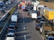 Region Augsburg: Ist hohes Tempo schuld an mehr Verletzten auf der A8?