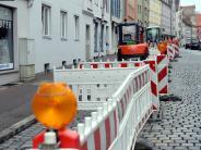 Augsburg: Die neue Bäckergasse - Jetzt starten die Bauarbeiten