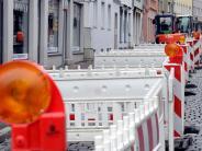: Bauarbeiten in der Bäckergasse starten