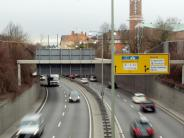 Augsburg: Lärmschutzwände sind sanierungsbedürftig