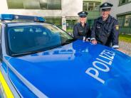 Augsburg: Die Hosen fehlen: Augsburger Polizisten müssen auf neue Uniform warten