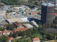 Augsburg: Industrie-Kultur: Am alten Gaswerk beginnt der Umbau