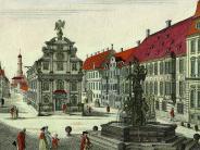 Reichsstadt Augsburg: Das Siegelhaus von Elias Holl war ein Zollamt für Wein und Salz