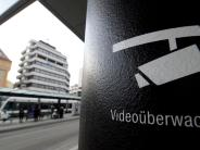 Videoüberwachung in Augsburg: Was die Überwachung schwer macht