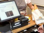 Wirtschaft: In der Boulangerie wird kein Geld mehr angefasst