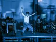 Brechtfestival: Der Berserker im Unterhemd
