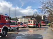 Augsburg: Schulbrand: Verdächtiger soll Sympathie für IS gezeigt haben
