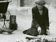 Persönlichkeit: Die Taubenmarie - ein Augsburger Original