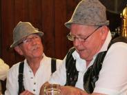 Bockbierfest: Liegesessel statt Ratsstuhl